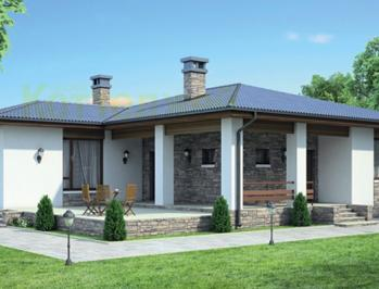 проекты одноэтажных домов в санкт петербурге