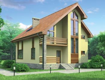 проекты каркасных домов санкт петербург