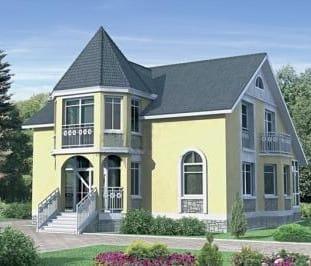 дачные дома пеноблоков цены