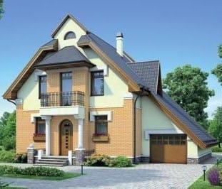 проектирование дома из бревна