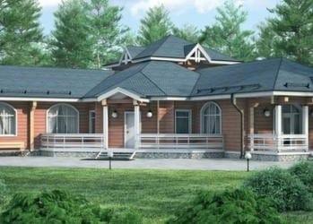 Проект деревянного дома 39-11