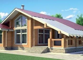 Проект деревянного дома 66-11