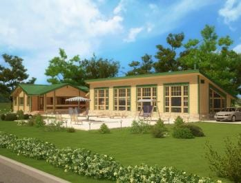 современные готовые проекты домов