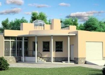 Проект кирпичного дома 39-53
