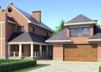 Проект кирпичного дома 47-53