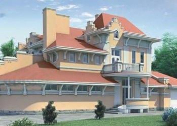 дачный дом строительство санкт петербург