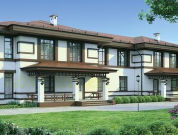 проекты домов коттеджей санкт петербург