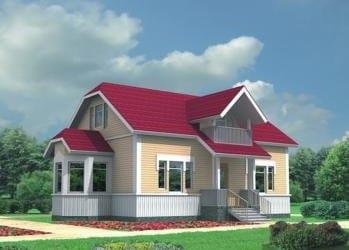 проекты домов и коттеджей одноэтажных в пензе