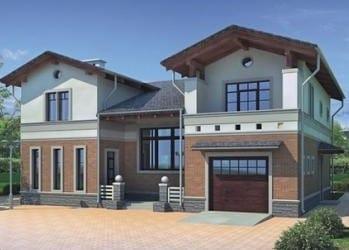 строительство дом коттедж под ключ