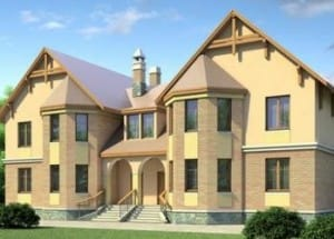проекты домов пеноблоков пенза