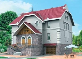 проекты домов пенза