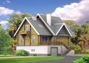 деревянные дома под ключ пенза цена