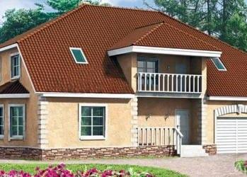 каркасный дом пенза