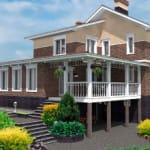 дом под ключ пензе строительство цены