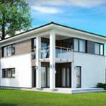 готовые проекты домов москва