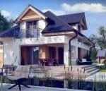 проектирование и строительство каркасных домов москва