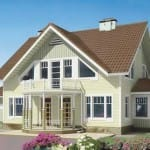 проектирование частных домов москва