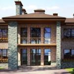 строительство индивидуальных домов москва