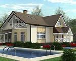 строительство частных домов в москве