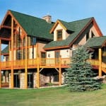 проекты деревянных домов москва