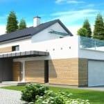 дизайн проект загородного дома москва