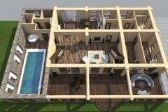 Индивидуальный проект дома